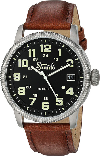 Szanto Military Field Silver  1121