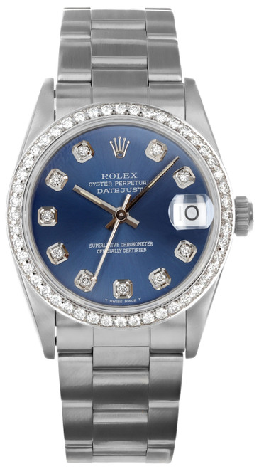 Rolex Pre Owned Womens Datejust 68240  #20332