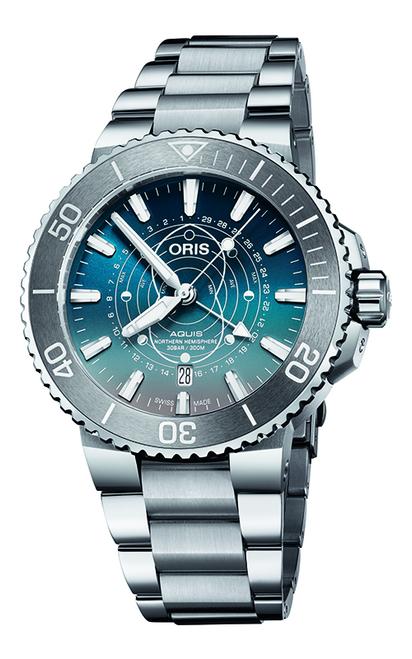 Oris Dat Watt Limited Edition  01 761 7765 4185-Set