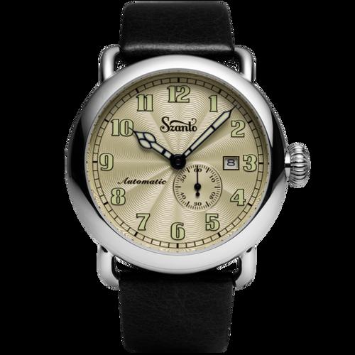 Szanto Automatic Officer Classic Round SZ6305