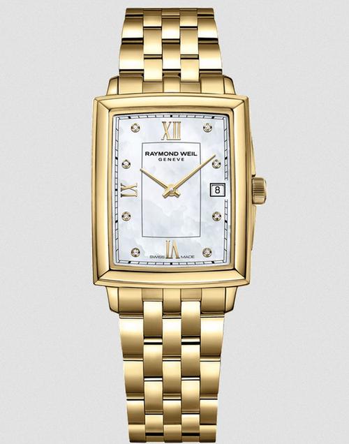 Toccata Ladies Gold Diamond Quartz Watch 5925-P-00995