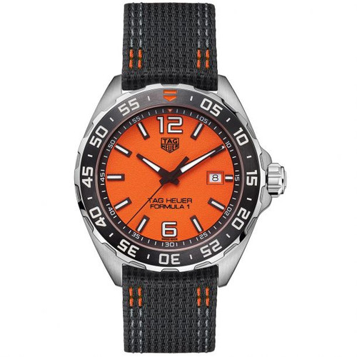 TAG HEUER FORMULA 1 Quartz Watch WAZ101A.FC8305
