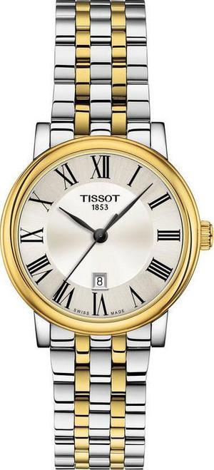 TISSOT CARSON PREMIUM LADY  T1222102203300