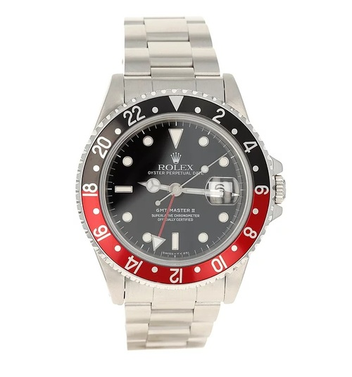Rolex Pre Owned GMT Master II 16710 #10591
