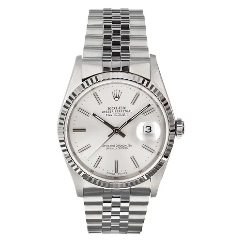 Rolex Pre Owned Mens Datejust 16234 #10004