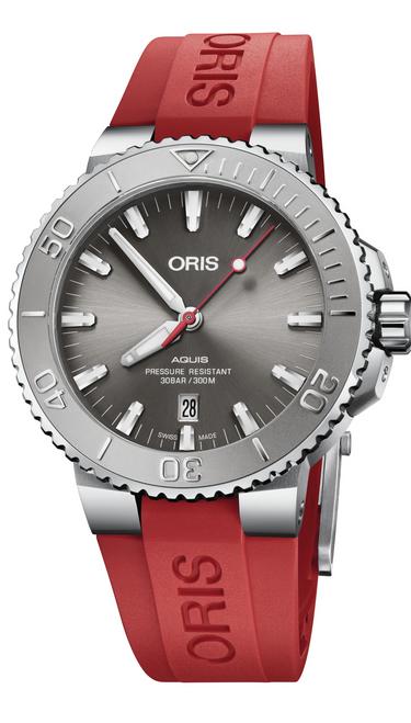 ORIS AQUIS DATE RELIEF - 01 733 7730 4153-07 4 24 66EB