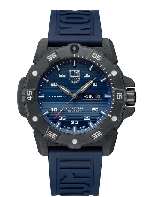 Luminox Master Carbon Seal Automatic Watch Model XS.3863