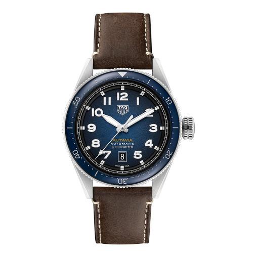 TAG HEUER AUTAVIA Calibre 5 Chronometer - WBE5116.FC8266 - 21112