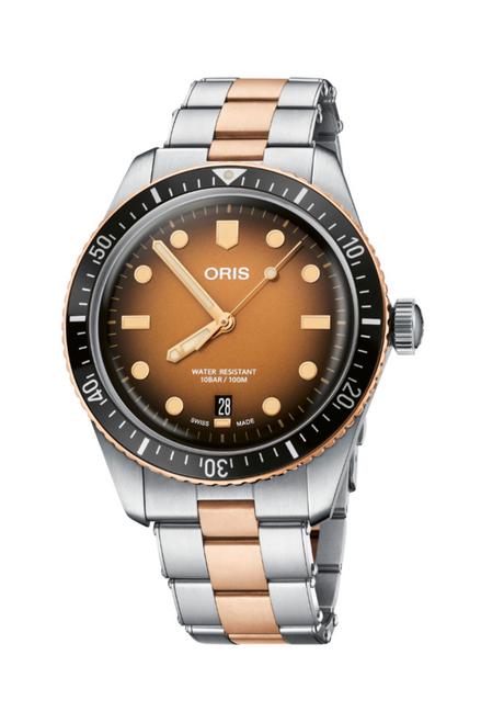 ORIS DIVERS SIXTY-FIVE - 01 733 7707 4356-07 8 20 17