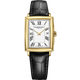Toccata Ladies Gold Quartz Leather Watch 5925-PC-00300