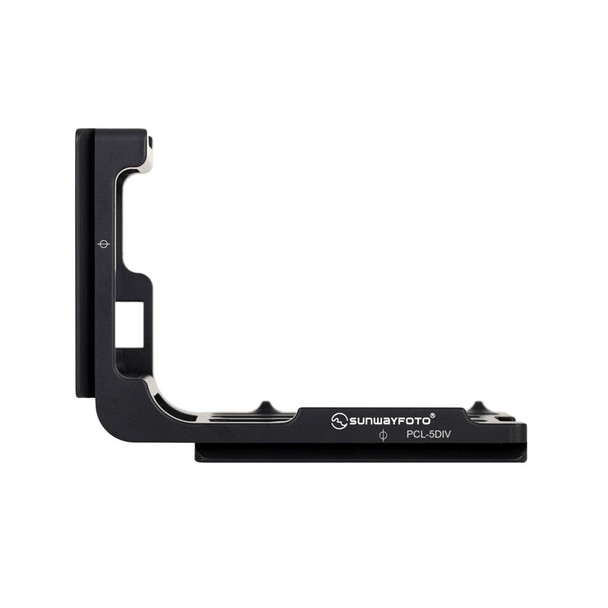 Sunwayfoto PCL-5DIV Custom L Bracket For Canon 5D IV (without Battery Grip)