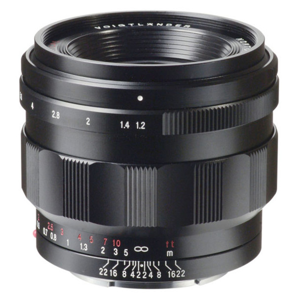 Voigtlander 40mm f/1.2 Nokton Aspherical Lens - E Mount (Official Australian Stock, Exclusive TRIPLE Warranty)