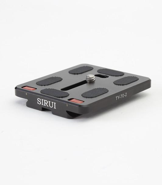 Sirui Quick Release Plate TY-70-2 Australian Stock + Aussie Wty