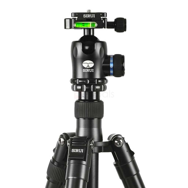 Sirui W-2004 Waterproof Aluminum Tripod with K-20 Ballhead Kit