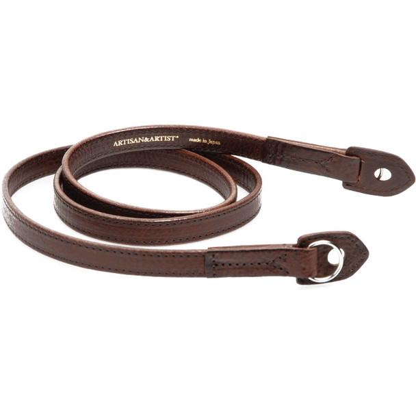 Artisan & Artist ACAM-280 Leather Camera Strap (Dark Brown)