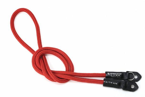 Artisan & Artist Camera Strap - ACAM-305N Woven Silk Camera Strap - Red