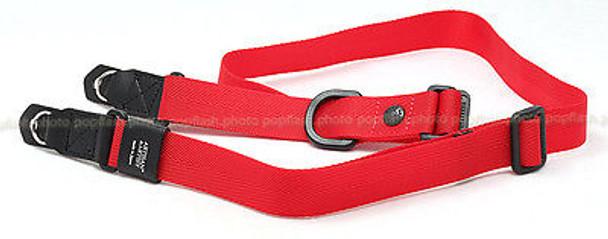 Artisan & Artist Camera Strap - E-25R Rapid Adjustable Camera Strap (Red)