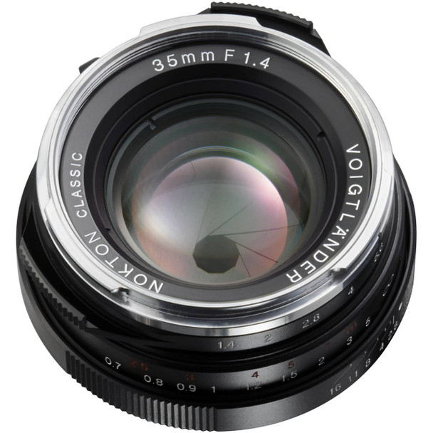 Voigtlander 35mm f/1.4 Nokton Classic Lens (RARE) for Leica F/S I - VM M Mount MC Multi-Coated (Official Australian Stock, with TRIPLE Warranty)