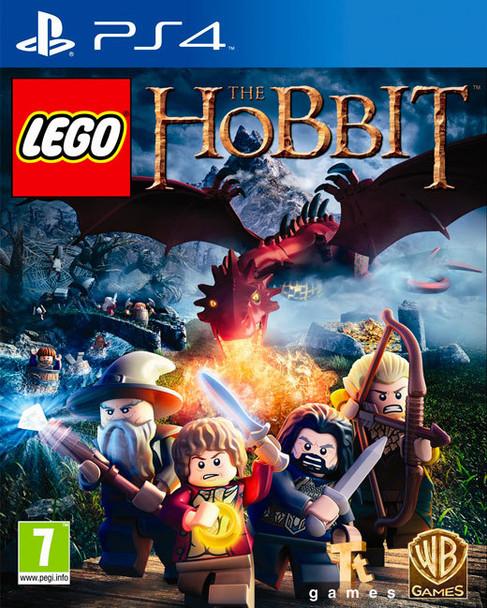 Lego Hobbit (PS4) Rare PAL Version