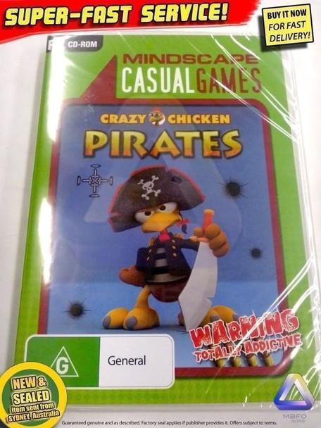 Crazy Chicken Pirates (Windows) PC