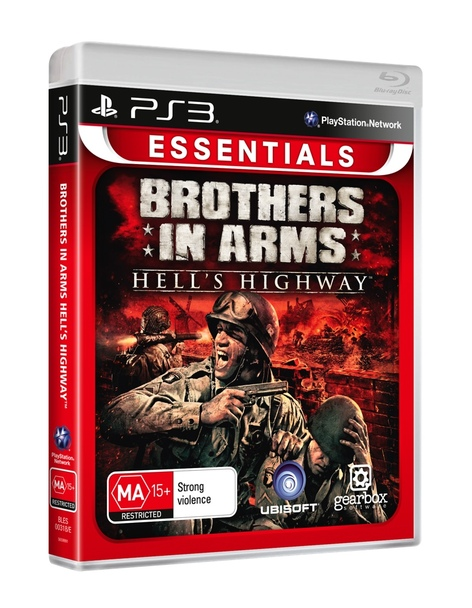 Brothers in Arms: Hell's Highway (PS3) Rare Australian Version