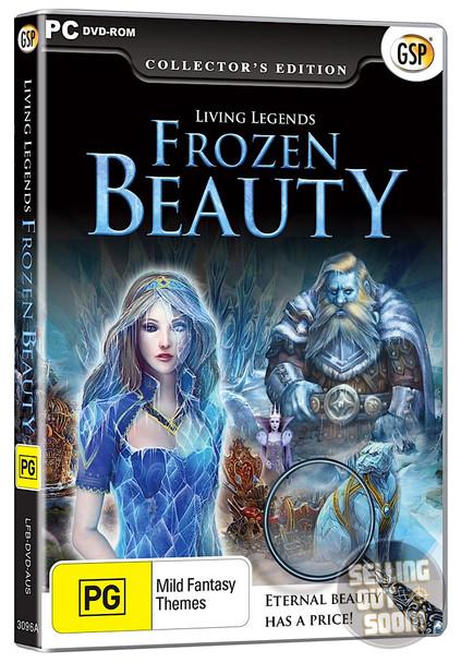 Living Legends: Frozen Beauty Collectors Edition (PC) Australian Version