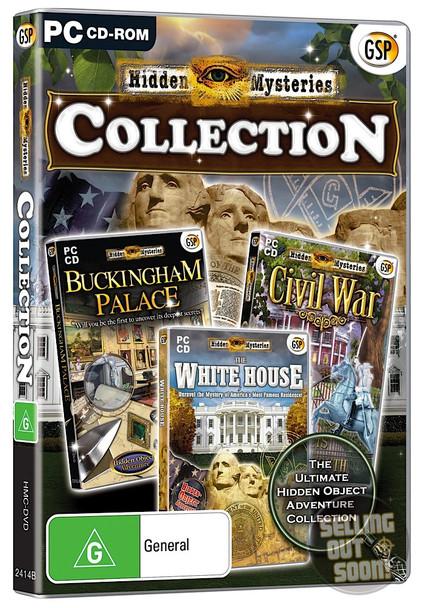 Hidden Mystery Collection (PC) Very Rare Australian Version