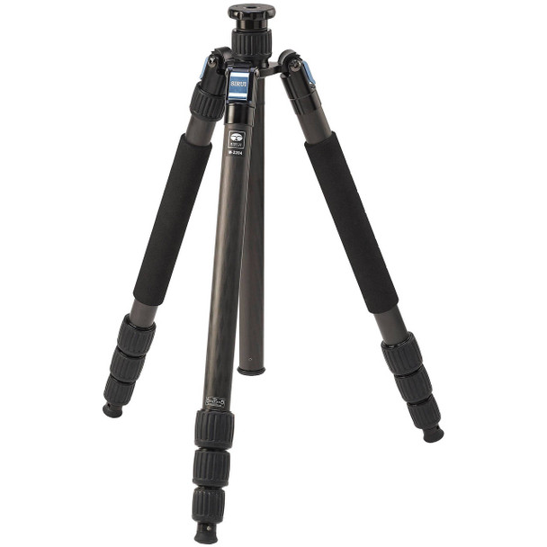 Sirui W-2204 + K-30X (New K-30 ii) Ball Head Bundle: Waterproof Carbon Fibre Tripod & Monopod + Ballhead + 6 Year Australian warranty K30ii