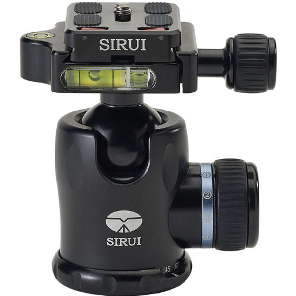 Sirui K-10X Professional Ballhead, Super-light Aluminium Alloy + 6 Year Australian warranty