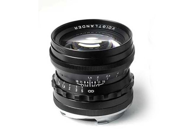 Voigtlander 50mm f1.5 Nokton Aspherical Lens - Leica M Mount (Black) Official Australian Stock, with TRIPLE Warranty