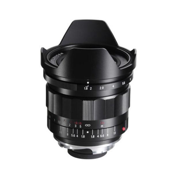 Voigtlander 21mm f1.8 Ultron Black Aspherical Lens - M Mount