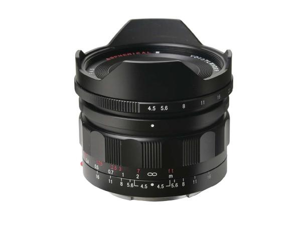 Voigtlander 15mm f4.5 Super Wide Heliar Version III Lens - Sony E Mount