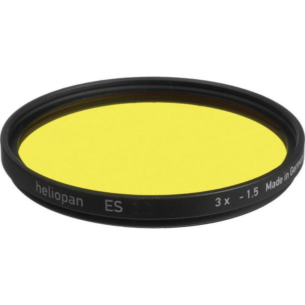 39mm Heliopan Yellow 8 SH-PMC Slim Filter