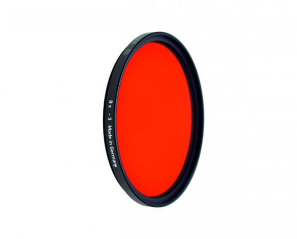 46mm Heliopan Red 25 SH-PMC Slim Filter
