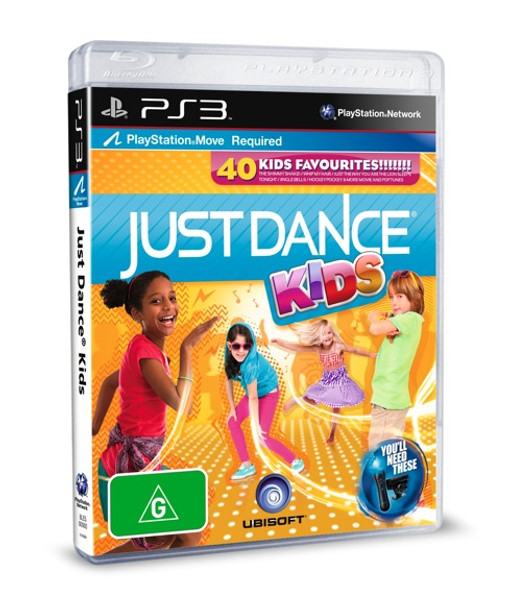 Just Dance Kids for PS3