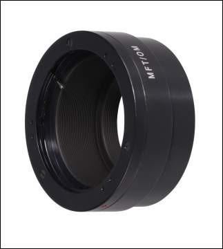 Novoflex MFT/OM Adapter - Olympus OM Lenses to Micro Four Thirds Mount   Availability 7 to 14 days