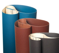 Custom Made Sanding And Linishing Belts From Millin