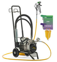 Choosing The Correct Spray Painting System Part 6 - Airless Sprayers: Piston or Diaphragm Pump?
