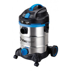 Vacmaster 2 in 1 Wet / Dry vac with 35mm accessory system.