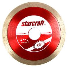 Starcraft Continuous Rim Sintered Diamond Economy Blades 105mm
