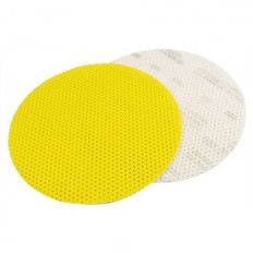 UseIt Yellow Super Pad Plaster Sanding Discs
