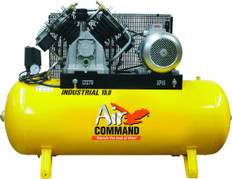 Air Command 15HP Industrial Three Phase Air Compressor, IND15.0