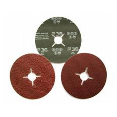 100 x 16 Fibre Discs, 25 Pack