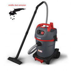 Starmix Drywall Dust Extractor - Plastic Canister