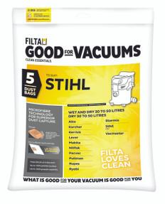 30 - 50L Wet & Dry Vacuum Bags