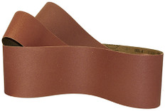 100mm x 1525mm RBX Linishing and Sanding Belts, 10 packs