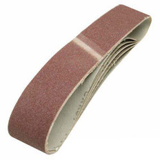 100mm x 2745mm RBX Linishing and Sanding Belts, 10 packs
