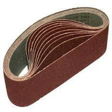 100mm x 1000mm RBX Linishing and Sanding Belts, 10 packs