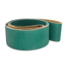 50mm x 1220mm Zirconia Linishing and Sanding Belts, 10 packs