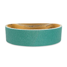 75mm x 2000mm Zirconia Linishing and Sanding Belts